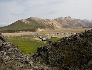 Hekla Volcano & Landmannalaugar Tour