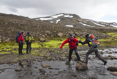 In the Shadow of Vatnajökull | Four-Day Hiking Tour in East Iceland