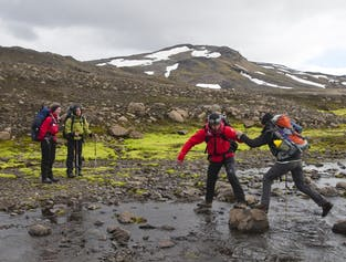 In the Shadow of Vatnajokull | Four-Day Hiking Tour in East Iceland