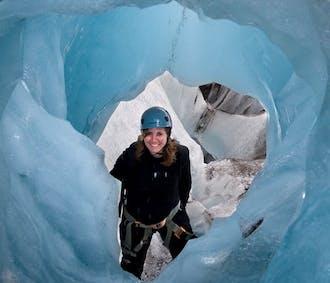 Rando sur glacier à Skaftafell | Niveau modéré