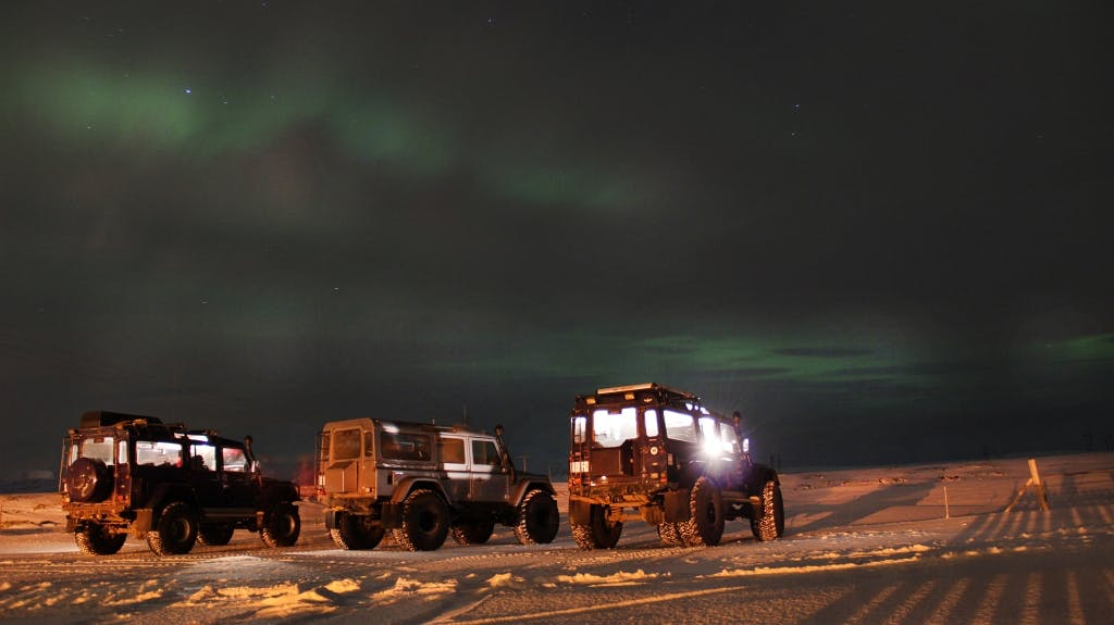 Northern Lights and Lobster