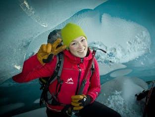 Sólheimajökull Glacier Walk | Medium Difficulty