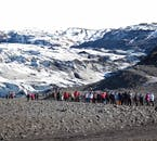 Sólheimajökull Glacier Walk | Medium Difficulty