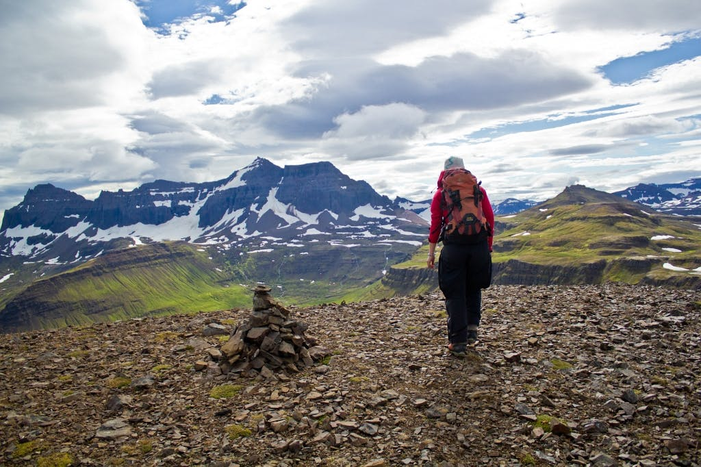 Hiking at the End of the World   Five-Day Trek in North East Iceland