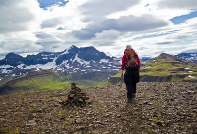 Hiking at the End of the World | Five-Day Trek in North East Iceland