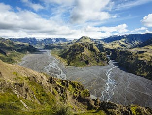 Volcano Hike over Fimmvorduhals Pass | Day Tour