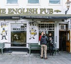 The English Pub is one of the venues you may go to on the Reykjavík by Food Walking Tour.