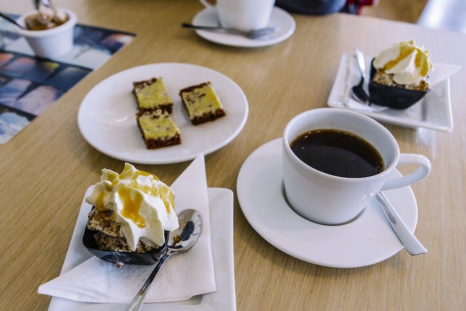 Coffee And Cake Reykjavik