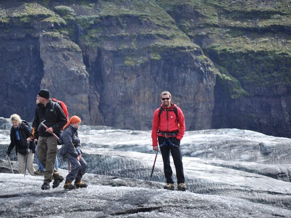 Icelandic Mountain Guides / Arcanum