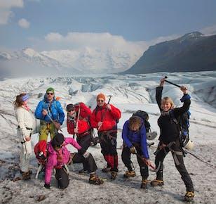 ประสบการณ์บนธารน้ำแข็งสีฟ้าในสกัฟตาเฟลล์| ระดับง่าย