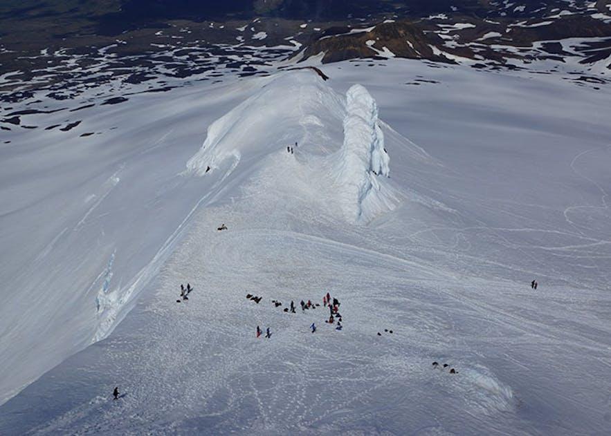 Snæfellsjökull Glacier, Iceland