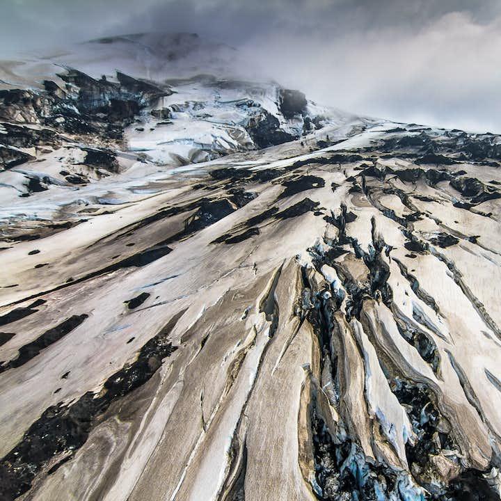 经典冰岛直升机旅行团 飞越黄金圈+中央内陆高地