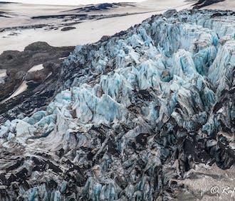 Hélicoptère au-dessus de volcans et glaciers | Départ de Reykjavik