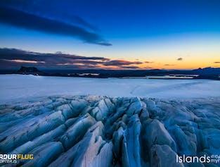 ทัวร์ลงจอดธารน้ำแข็งโดยเฮลิคอปเตอร์