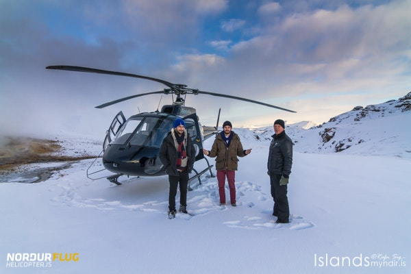 Geothermal Helicopter Tour | Guide to Iceland