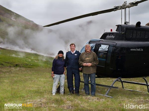 Norðurflug Helicopter Tours
