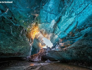 3 Day Winter Self Drive Tour   Jökulsárlón & Vatnajökull Glacier Ice Cave