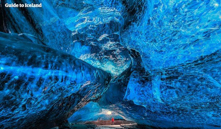 3-tägige Mietwagen-Winterreise   Jökulsarlon & Eishöhlen, ab Reykjavik