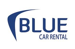 Reykjavik City Office Blue Car Rental