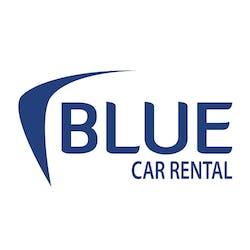 Blue Car Rental logo