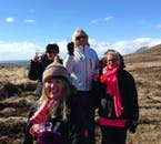 Meeting Icelanders is the best way to learn about the country's folklore and history.