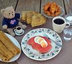 アイスランドの伝統的な食べものが試食できるツアー