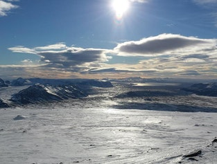 The Famous Golden Circle and Snowmobile tour