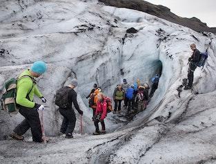 Glacier Walk and Northern Lights Tour
