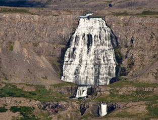 Dynjandi Waterfall & The Westfjords