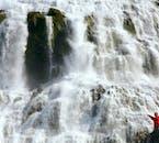 Der Wasserfall Dynjandi ist einer der schönsten Wasserfälle Islands, doch er befindet sich weit ab vom Massentourismus.