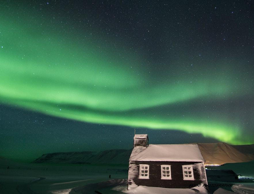 westfjords iceland northern lights - photo #9