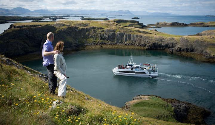 According to legend, the islands on Breiðafjörður fjord are countless.