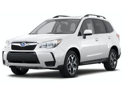 Subaru Forester 4x4 Automatic 2017