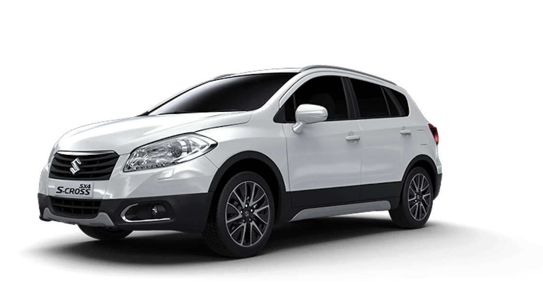suzuki sx4 s cross 2015 from lagoon car rental guide to iceland. Black Bedroom Furniture Sets. Home Design Ideas