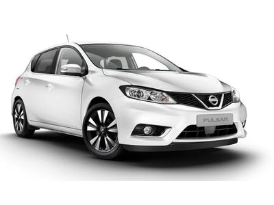Nissan Pulsar Automatic 2016