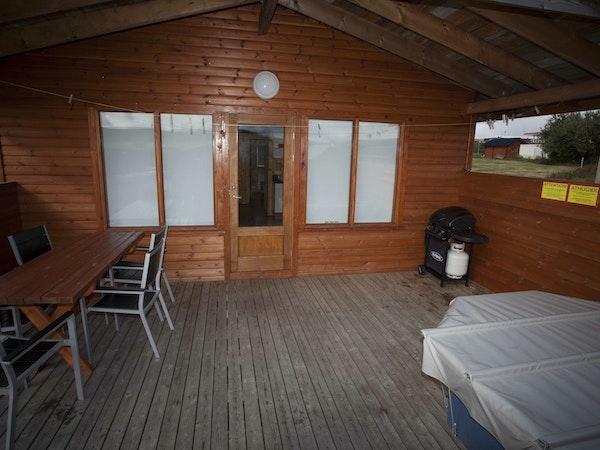 Gladheimar Cottages