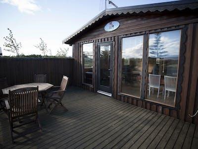 Cosy Cottage in Borganes - Kálfhólabyggð 12a