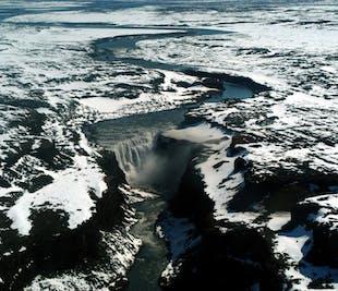 アークレイリ発|デティフォスの滝とアゥスビルギの渓谷