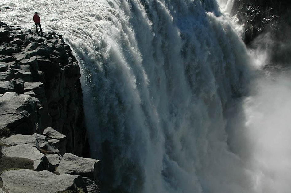 Dettifoss Waterfall Amp 193 Sbyrgi Canyon Tour From Akureyri