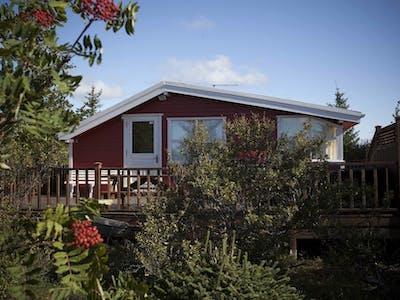 Cosy Cottage near Borganes - Kálfhólabyggð 11