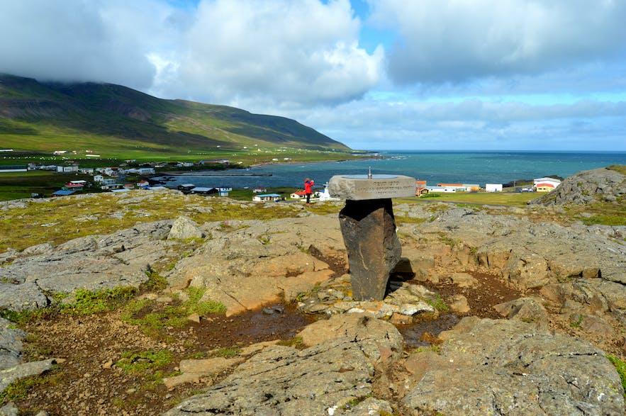 Álfaborg - the City of the Elves in Borgarfjörður-Eystri in East-Iceland - Icelandic Folklore