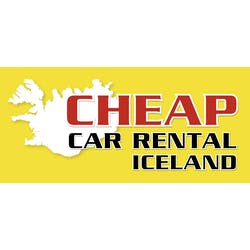 Cheap Car Rental Iceland logo