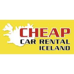 Cheap Car Rental Iceland logo
