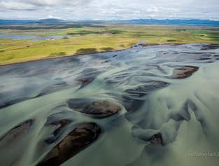 South Coast Fire & Ice - Helicopter Trip