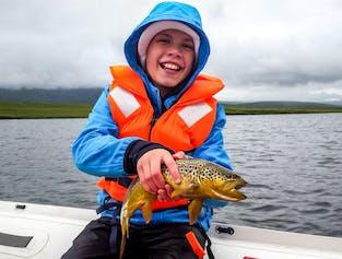 Mountain Fishing Adventure