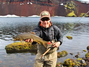 Volcano Fishing in the Highlands   Guided Tour