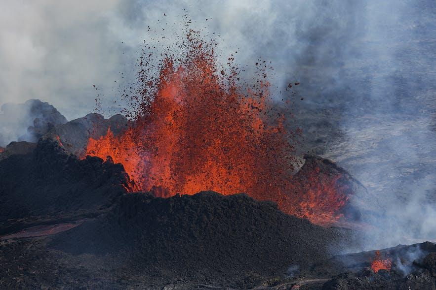아이슬란드 화산