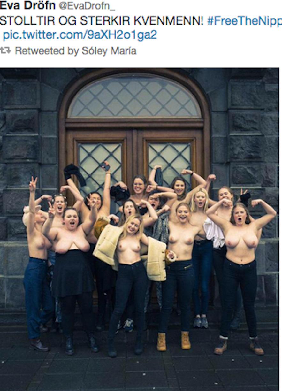 Free the nipple!