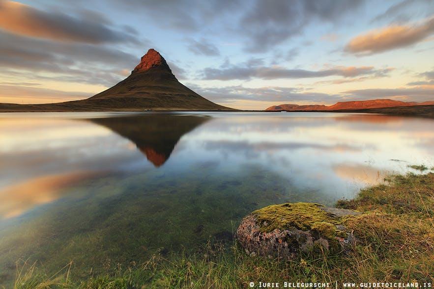 Island zur Sommerzeit
