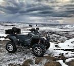 レイキャビク発の1時間ATVツアーは初心者の方でも気軽に参加できるツアー